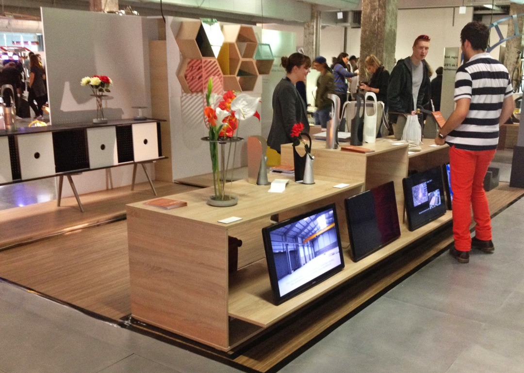 chaire Idis Projet ADI Exposition Paris Design Week
