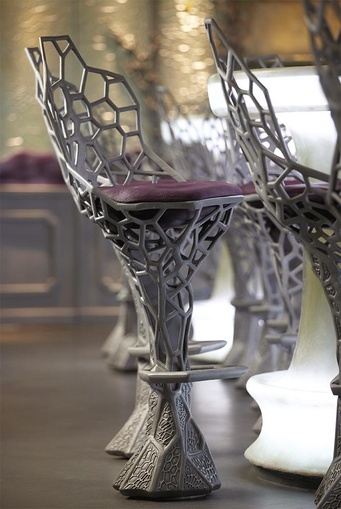 Fonderie Rocroyenne d'Aluminium - Chaire Idis - Esad de Reims